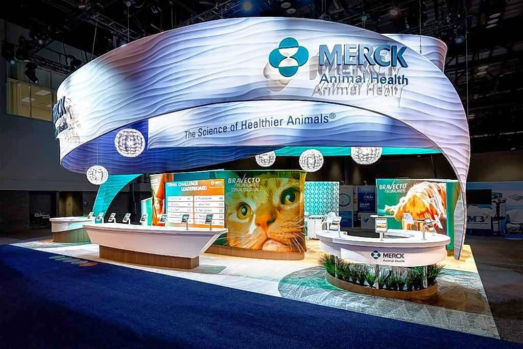 3D Exhibits, a full-service trade show exhibit design company in Schaumburg, earned two prestigious awards for its client work.