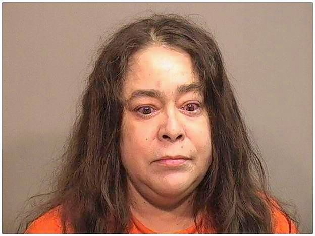 Claudia S. Peters can have her 5 1/2-year prison term cut in half for good behavior.