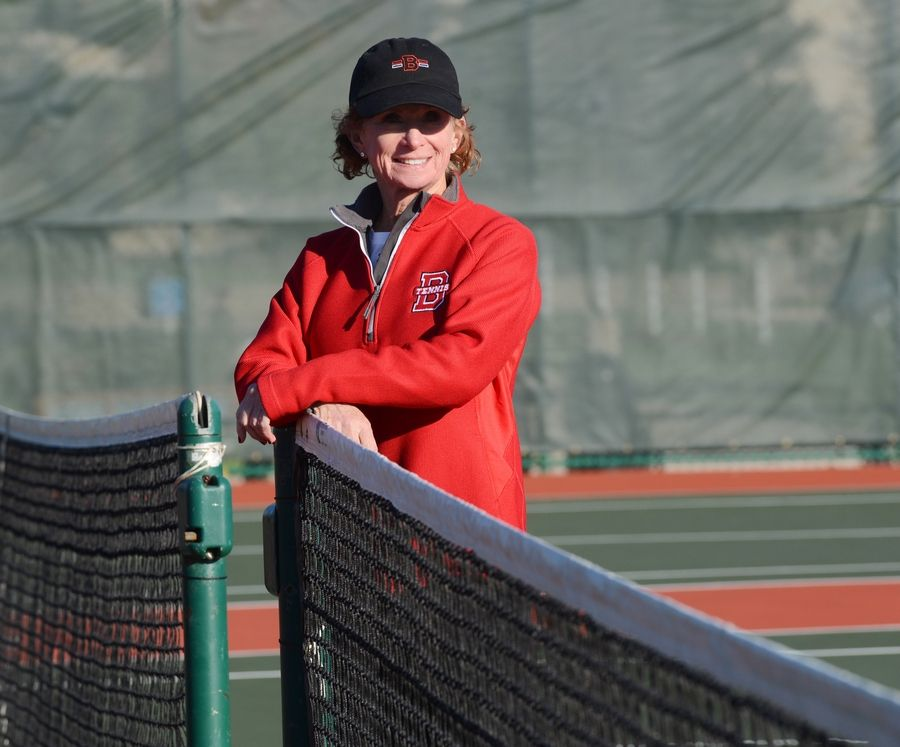 Barrington girls tennis coach Tracy Waters-Miller is retiring at the end of the season.