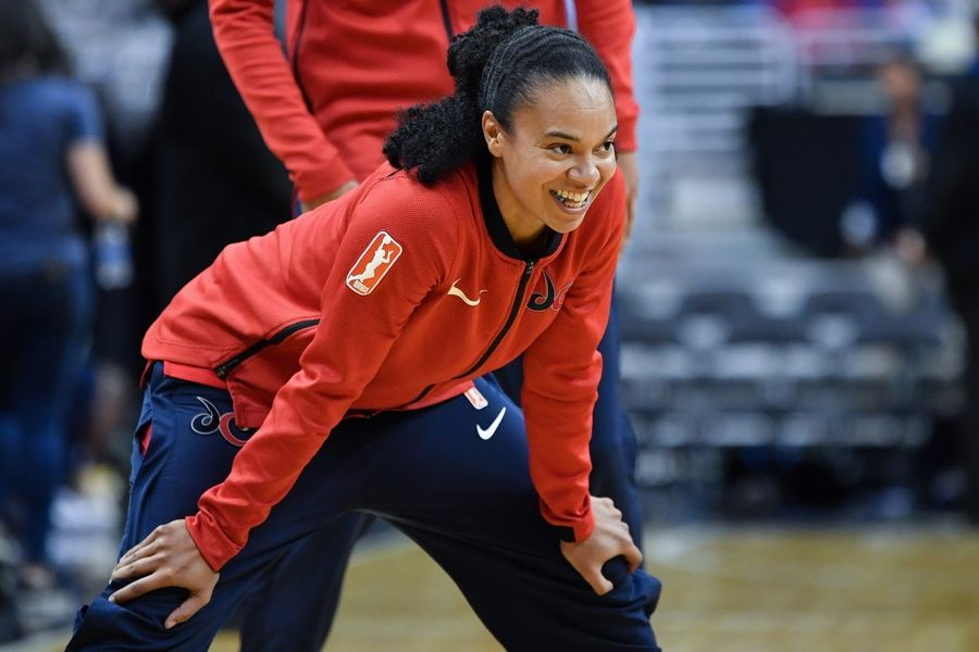 Former Chicago Sky player Kristi Toliver became the newest female assistant coach in the NBA. The time is now for women to be hired to be head coaches in major men's sports. The boys of today are ready for it.
