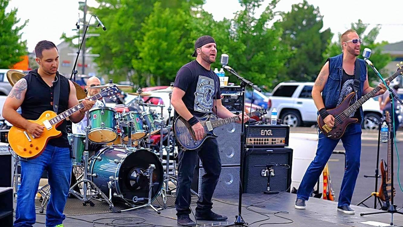 Suburban rock band Jimi Falls brings originals and a set of '90s covers to Durty Nellie's in Palatine Saturday, Oct. 20.