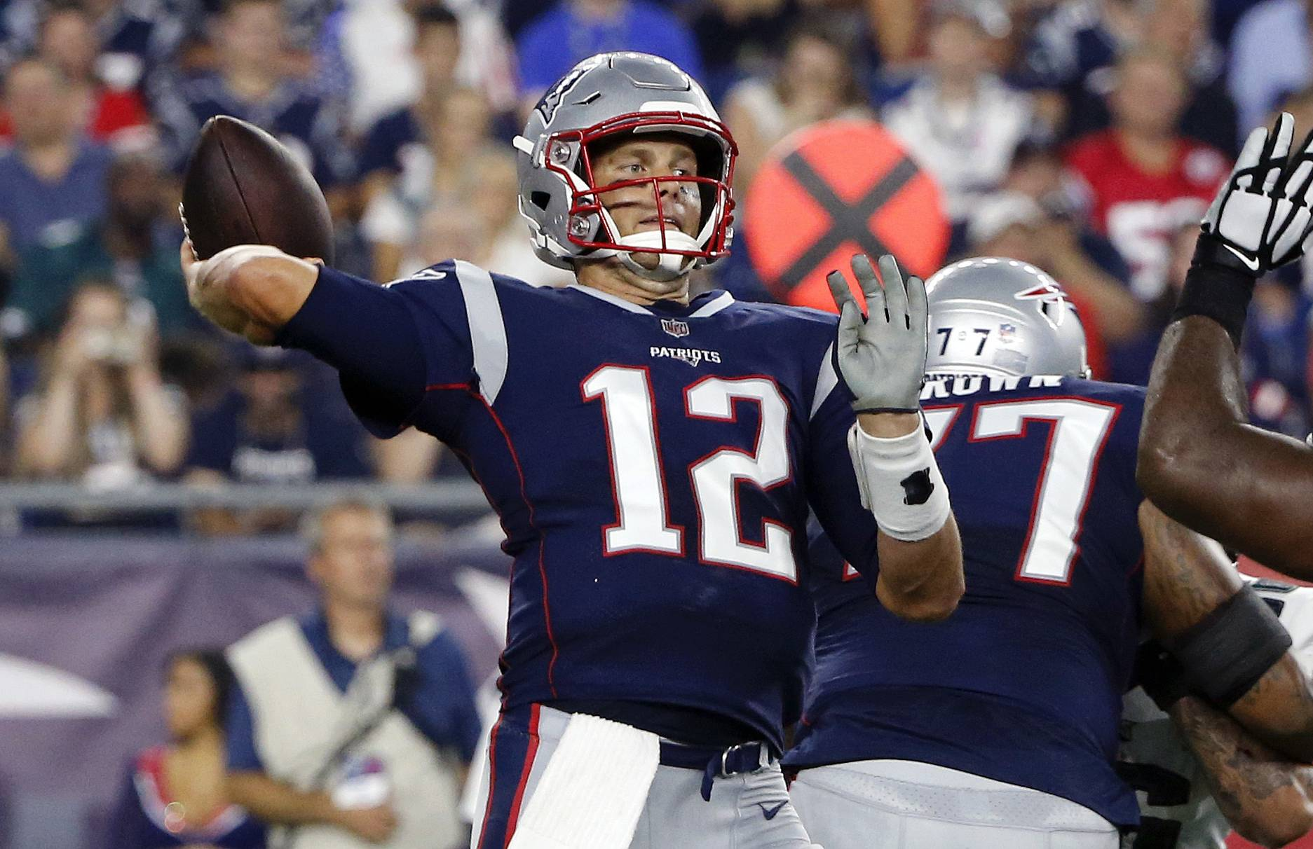 Tom Brady is arguably the greatest quarterback in the history of the NFL. Brady and the Patriots offense will prove to be a tough test for the Bears on Sunday.