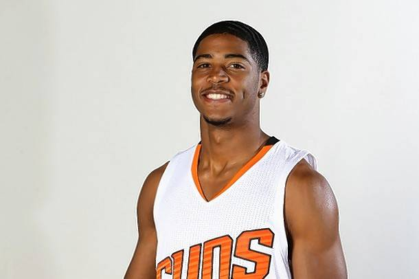 Newest Chicago Bulls point guard Shaquille Harrison
