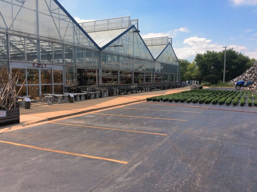 The Atrium Garden Center at 21481 N. Rand Road in Kildeer has been sold for $3.55 million.