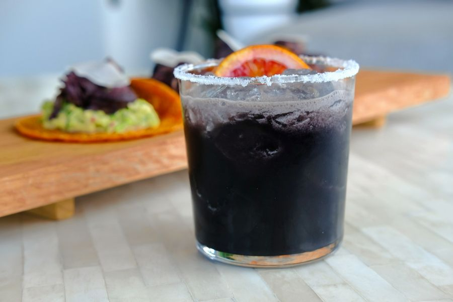 On Halloween, Bien Trucha, A Toda Madre and Quiubo will be mixing up drinks like the El Jinete Negro.