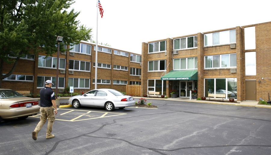 Renovation joining expansion plan for Naperville senior