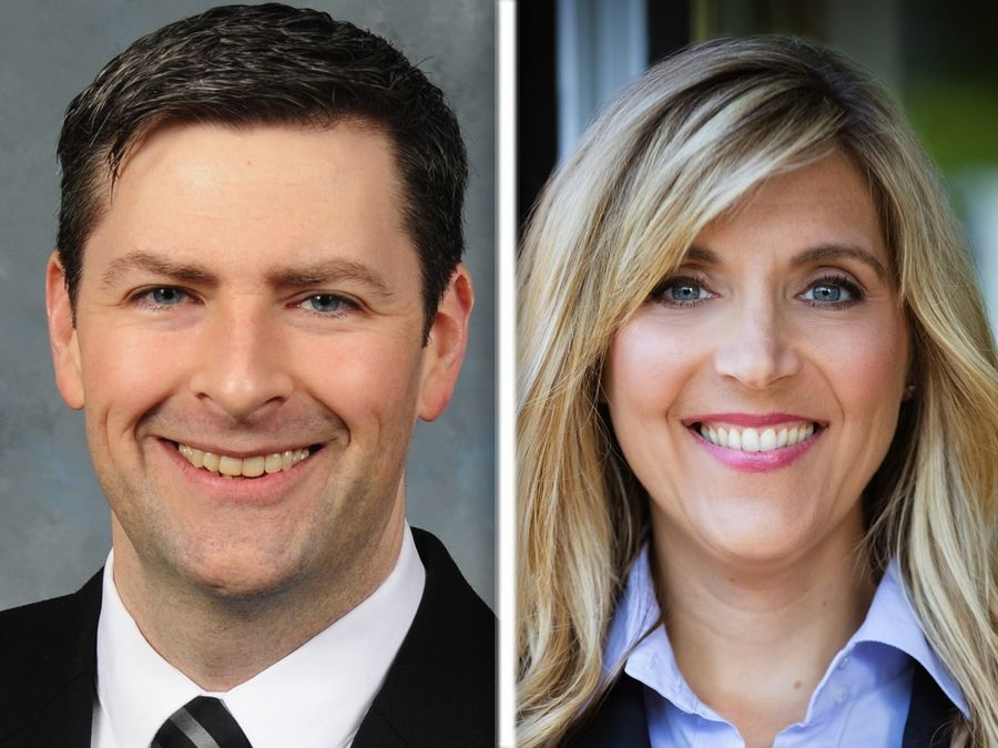 GOP incumbent Peter Breen and Democrat Terra Costa Howard are candidates for House District 48.