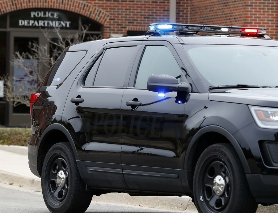 "Algonquin police say their ""ghost"" cars make the presence of a police officer a little more noticeable, helping them catch traffic violators in the act."