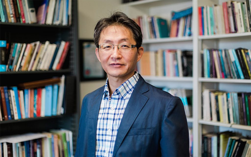 "Ilsup Ahn will discuss ""Immigration, Social Justice, and the Future of American Democracy"" at ECC on Wednesday, Nov. 7."
