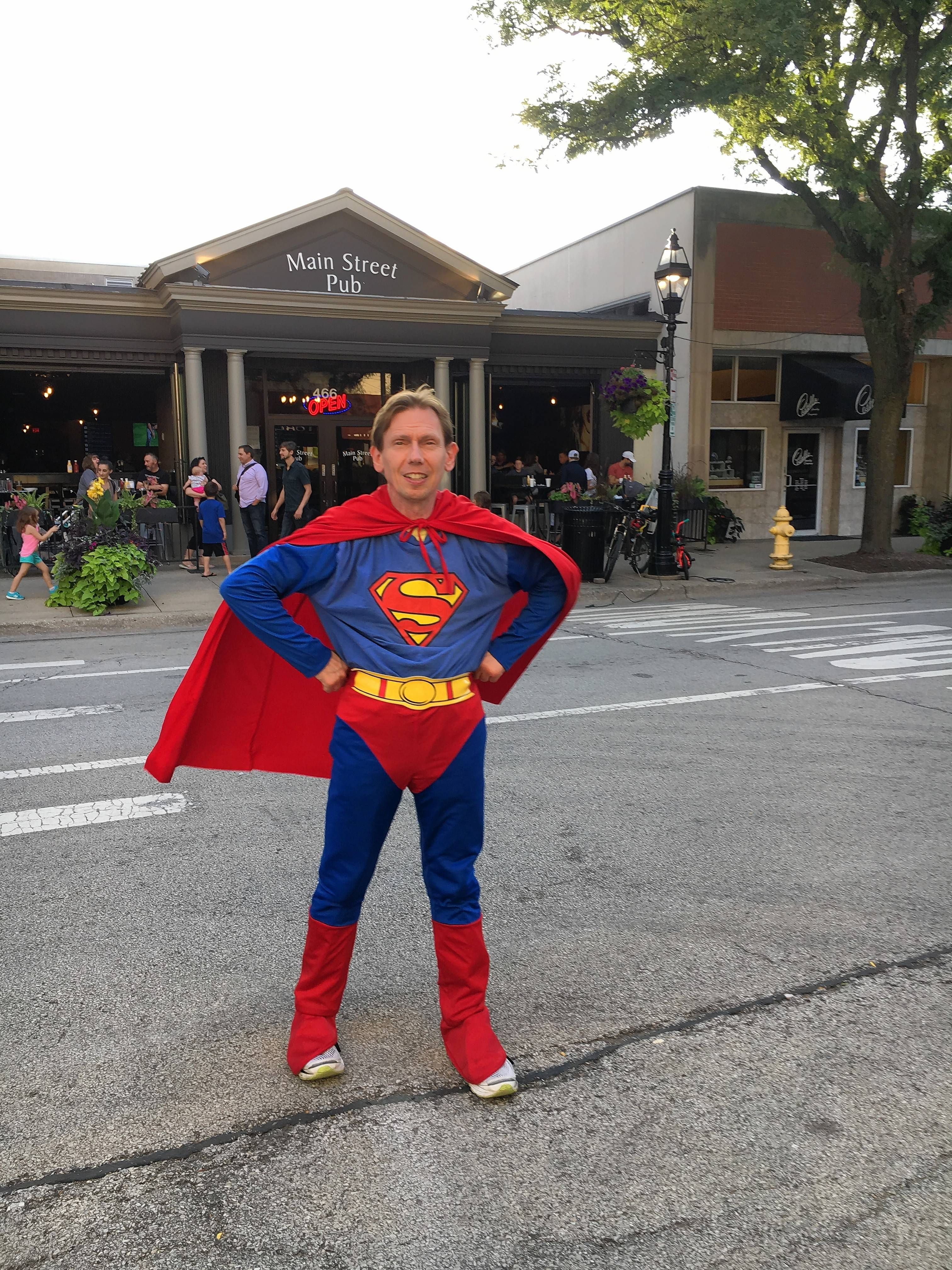 Editorial: 'Superman' fans boost hope in humanity