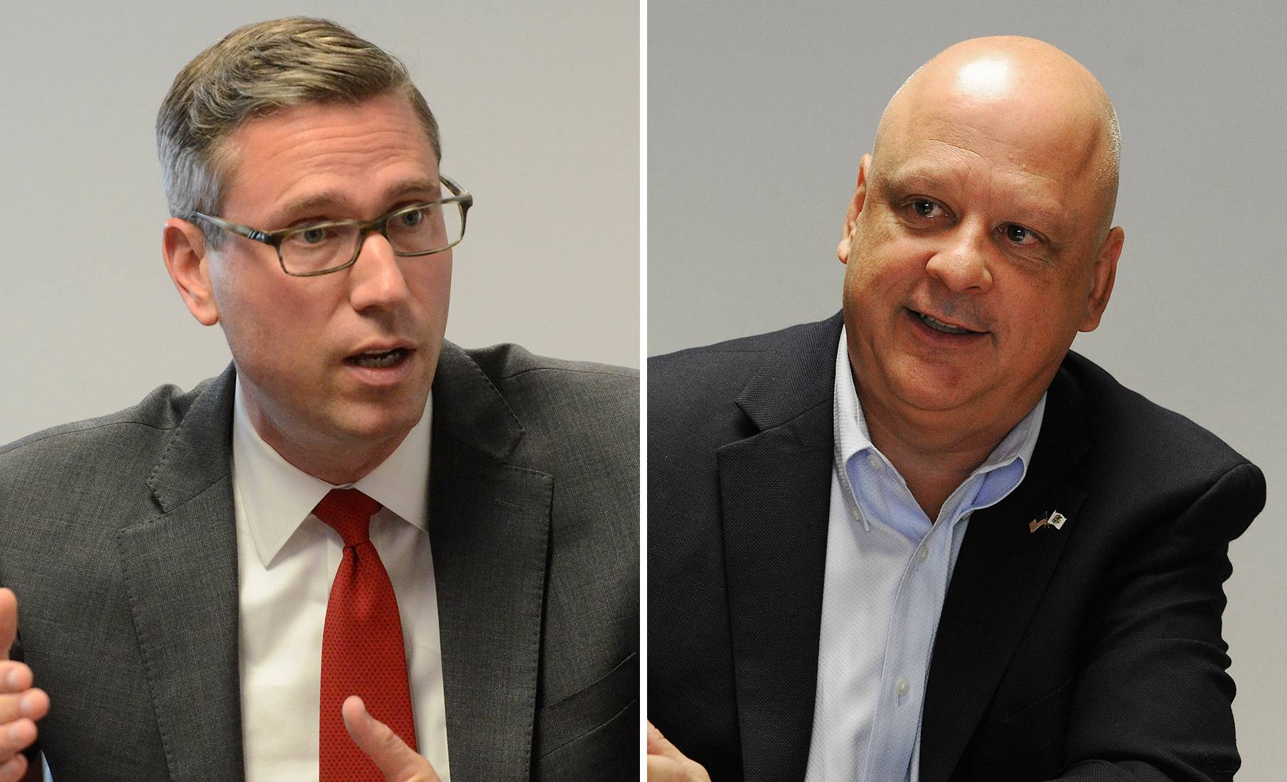 Candidates differ on state treasurer's mission