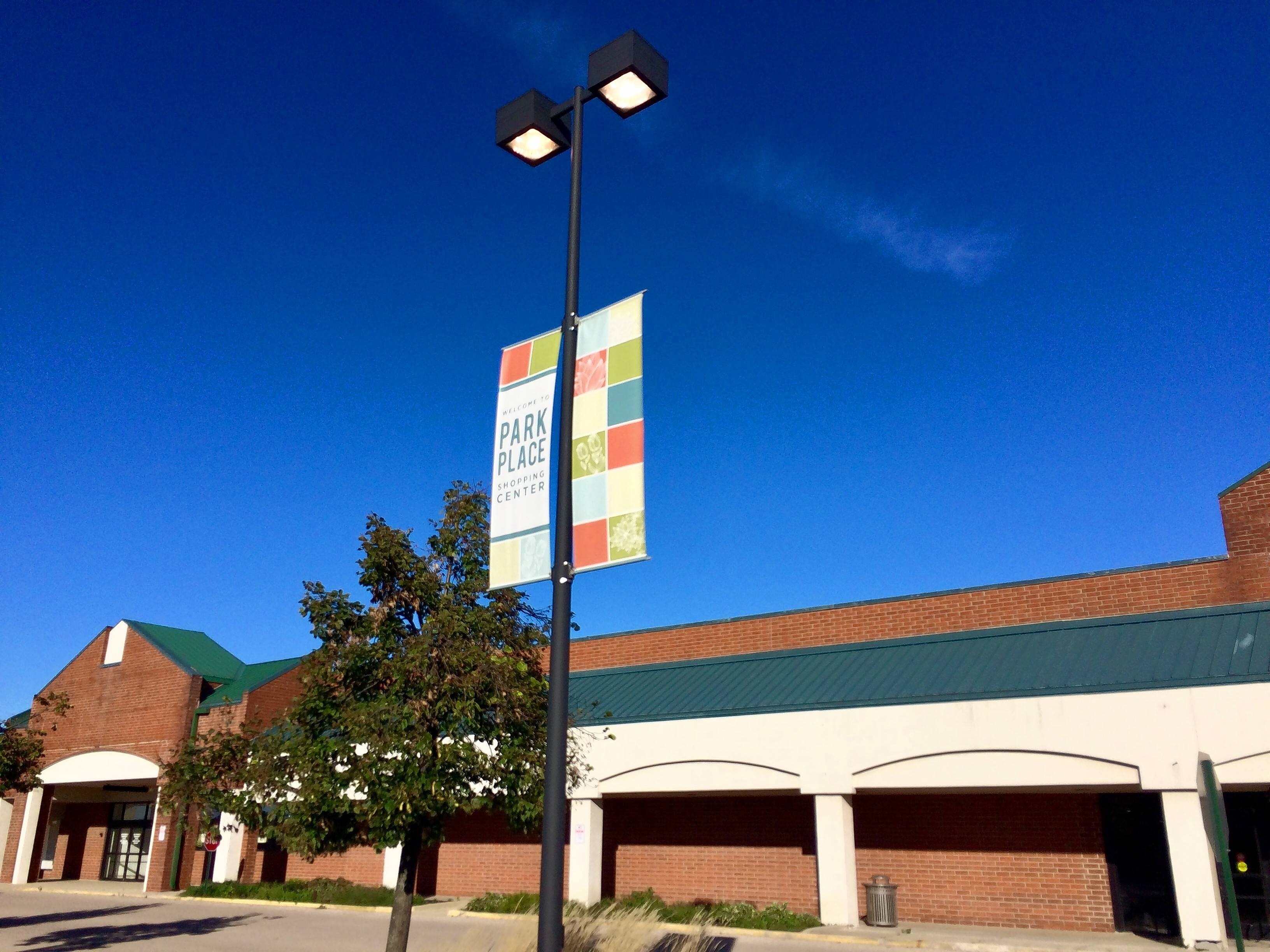 This is the Park Place shopping center southeast of Rand and Dundee roads in Palatine. Palatine Township Elementary District 15 has dropped a plan to spend about $20 million to acquire and renovate vacant space at the mall for an all-day kindergarten program and early childhood center.