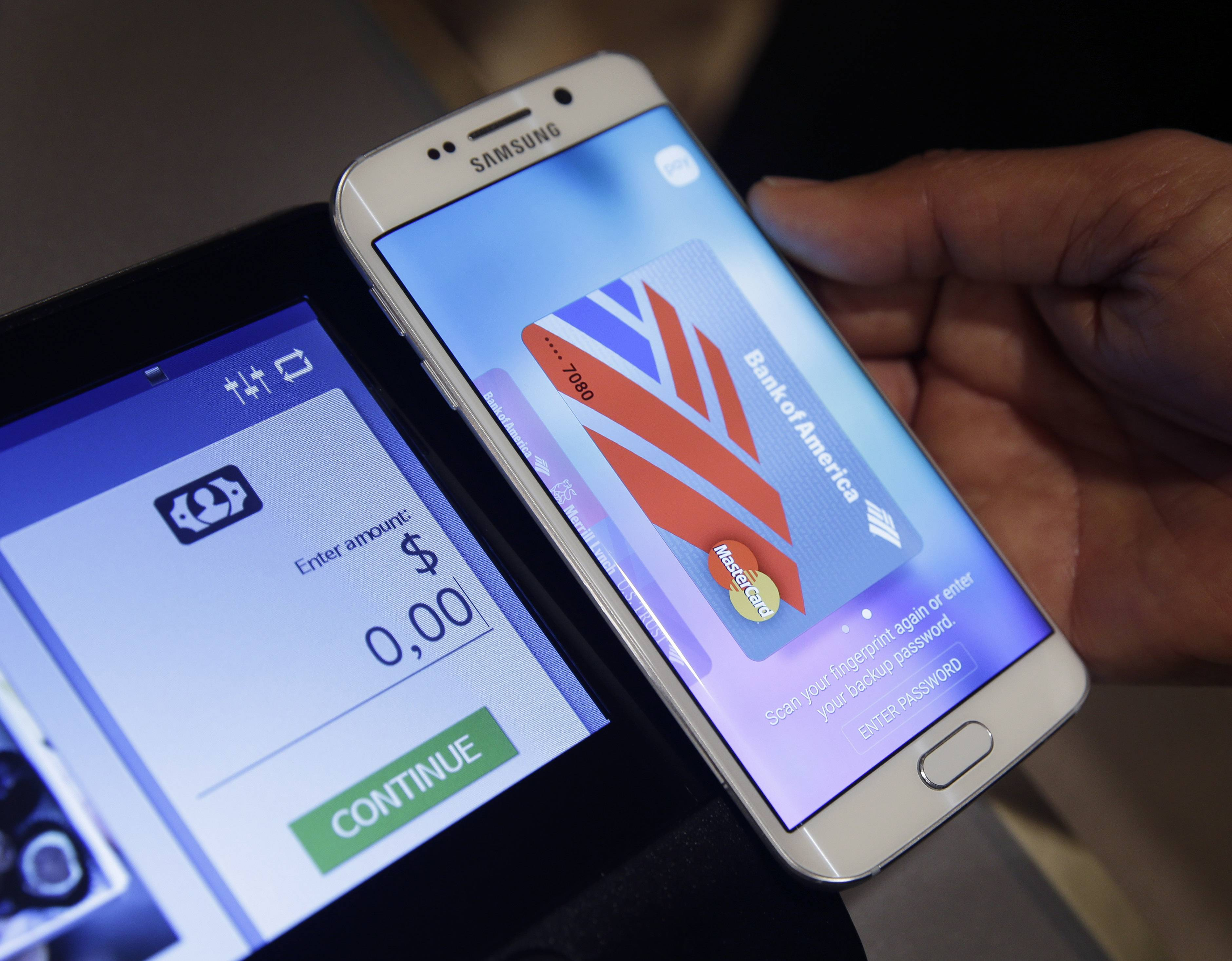 Mobile wallets come in different digital forms. There are device specific platforms, such as Apple Pay and Samsung Pay, which are compatible with Apple and Samsung devices, respectively. Google Pay works with multiple platforms, including Android devices.