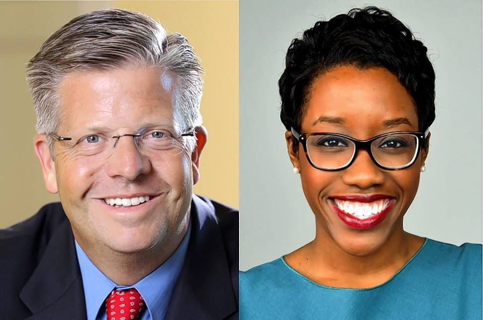 Republican Rep. Randy Hultgren and Democratic challenger Lauren Underwood are locked in a tight race for the 14th U.S. Congressional District, as Democrats try to flip the seat blue and Hultgren tries to earn a fifth term.