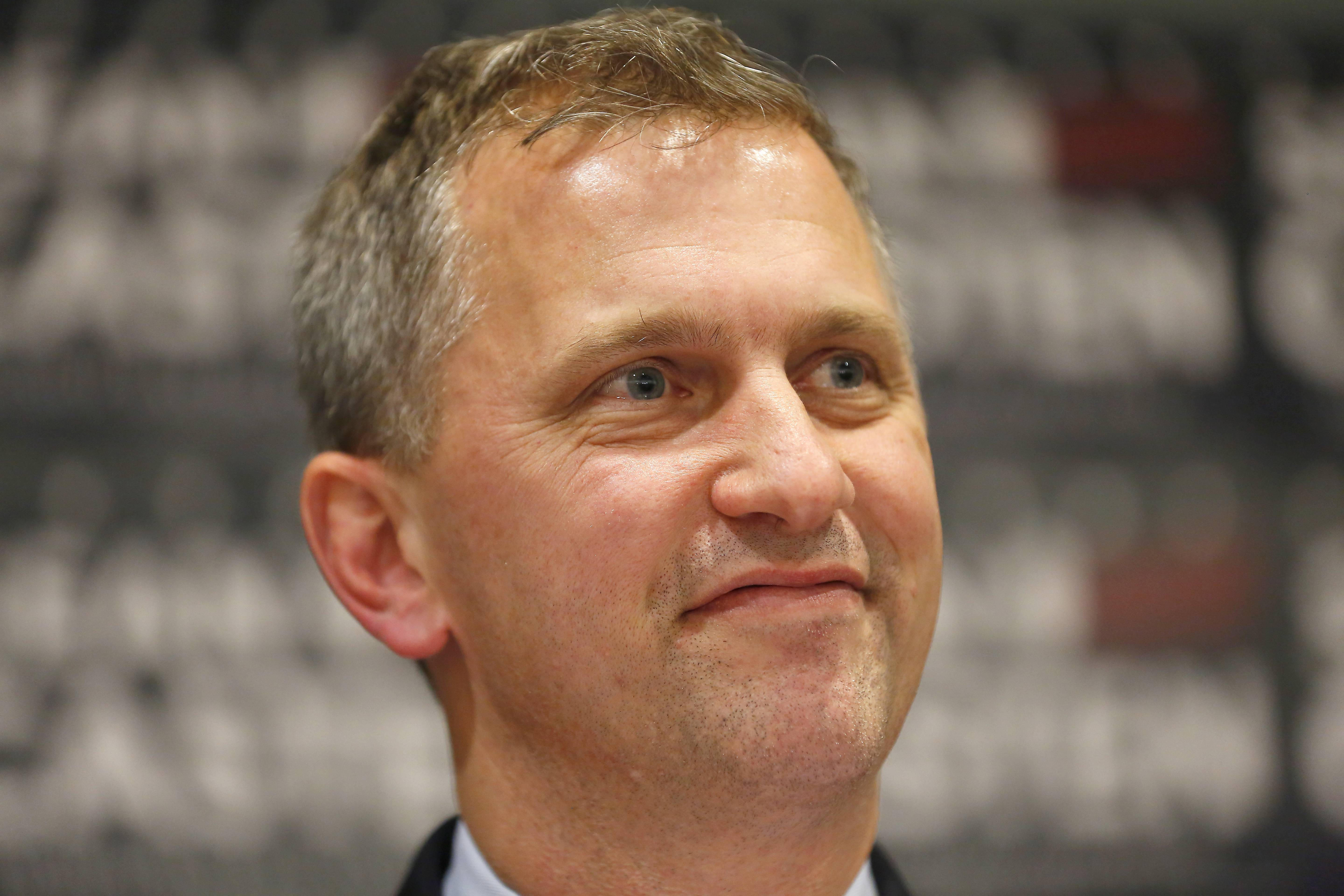 Sean Casten looks forward to his days as a member of the U.S. House of Representatives, after beating incumbent Republican Rep. Peter Roskam in the 6th District Tuesday night.