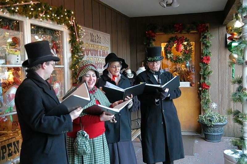 Holiday carolers and musicians will be roaming around downtown Long Grove during the annual Vintage Holidays starting Nov. 23.