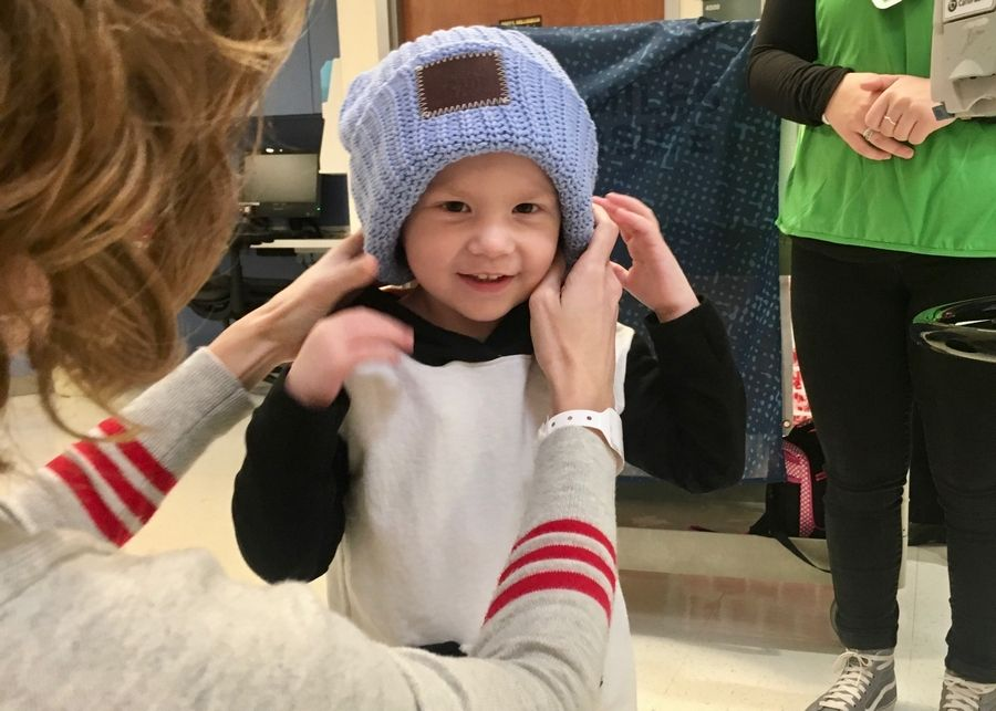 1c51736580 Love Your Melon provides cozy hats and warm hearts to pediatric patients