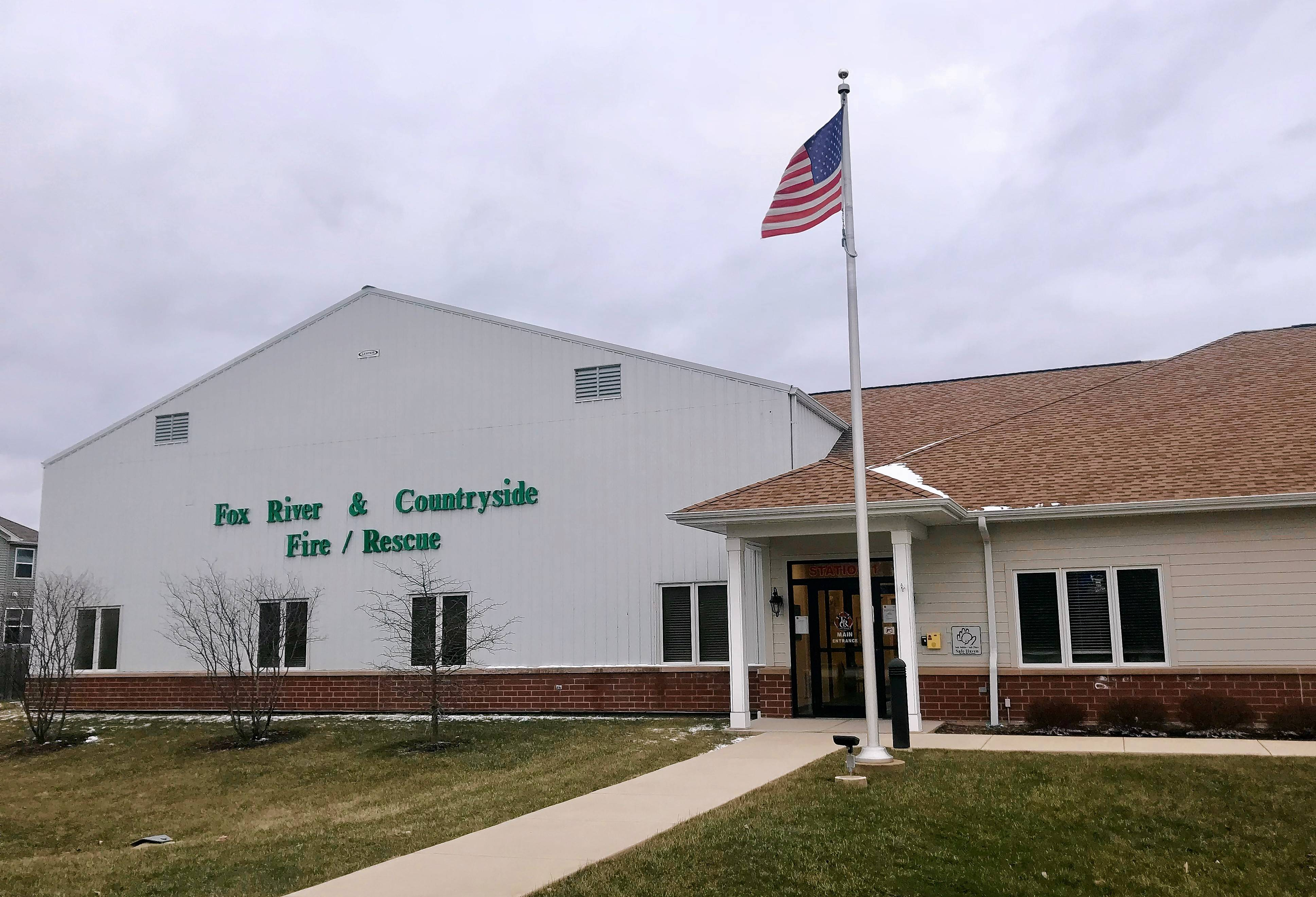 Voters on Tuesday again rejected the Fox River and Countryside Fire/Rescue District's request for a property tax increase.