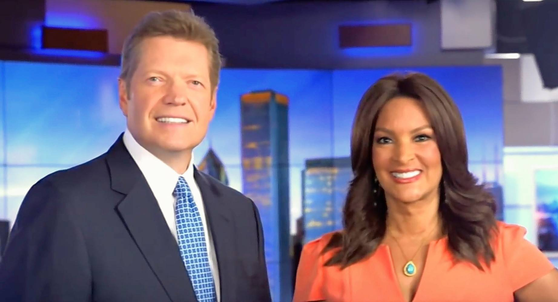Courtesy of ABC 7 ChicagoWith Cheryl Burton anchoring election night coverage alongside Alan Krashesky for the first time on ABC 7 Chicago, the station again proved a decisive winner in the ratings Tuesday.