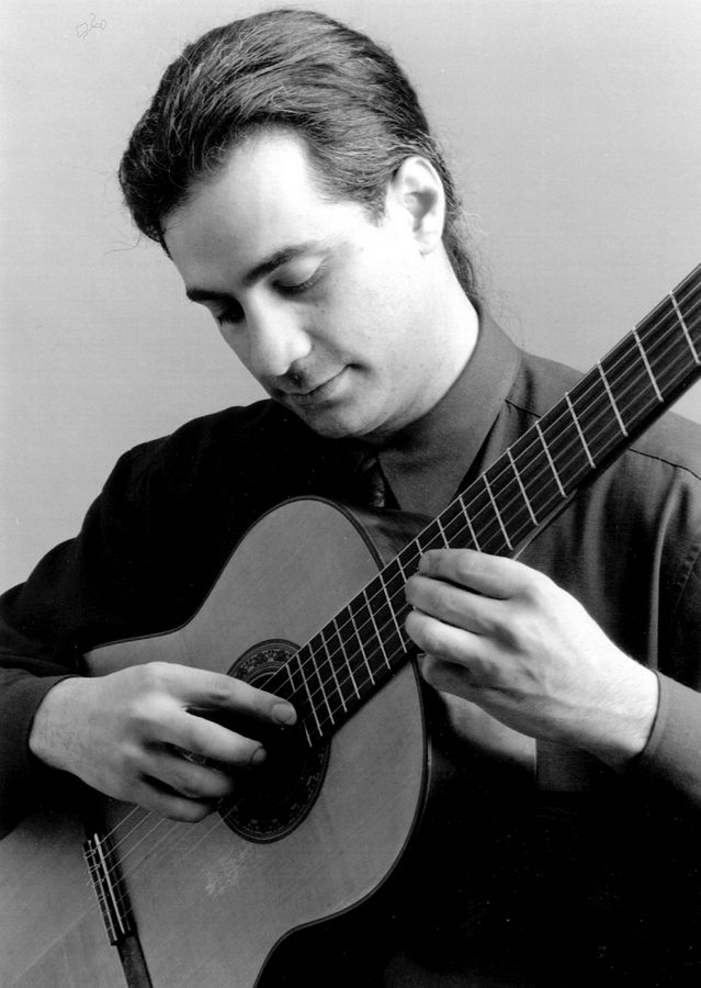 Classical guitarist Brian Torosian will perform a solo recital for McHenry County College's Second Sunday Concert on Nov. 11.
