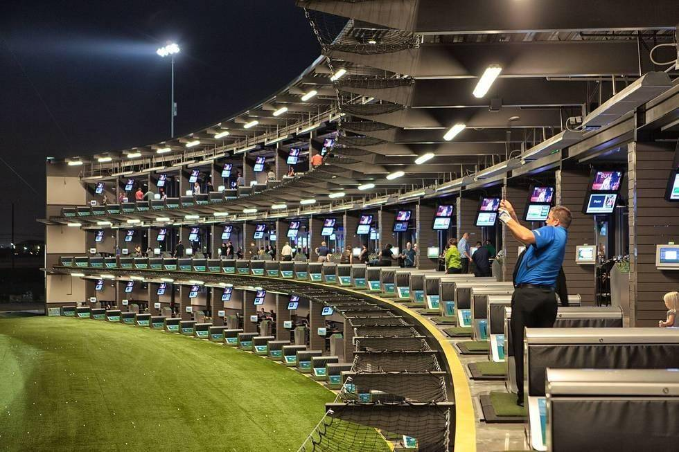 Topgolf has broken ground on its Schaumburg location, its third venue in Illinois.