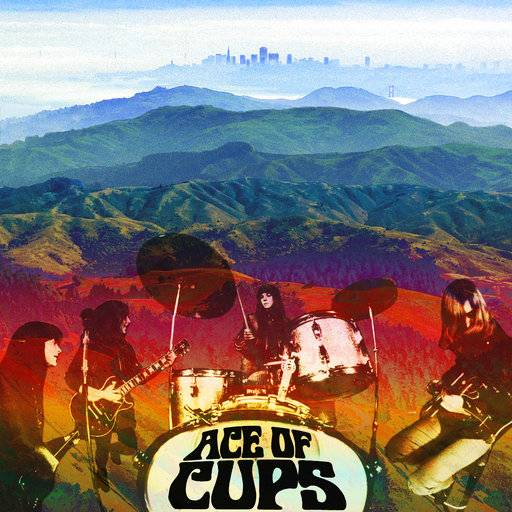 This cover image released by High Moon Records shows the self-titled album for Ace of Cups.  (High Moon Records via AP)