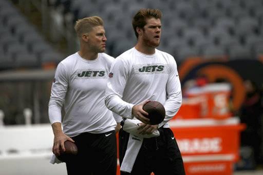 jets mccown to start vs bills for injured darnold