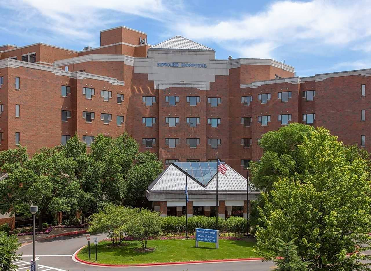 Edward Hospital, in Naperville, and Elmhurst Hospital, part of the Edward-Elmhurst Health system, each earned an A in The Leapfrog Group's Fall 2018 Hospital Safety Grades.
