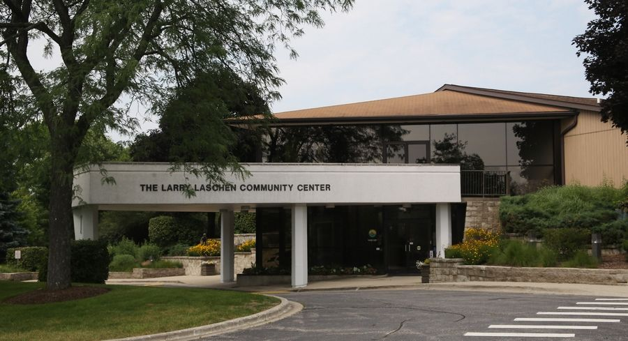 The Larry Laschen Community Center in Vernon Hills was permanently closed Jan. 1 and is slated for demolition.