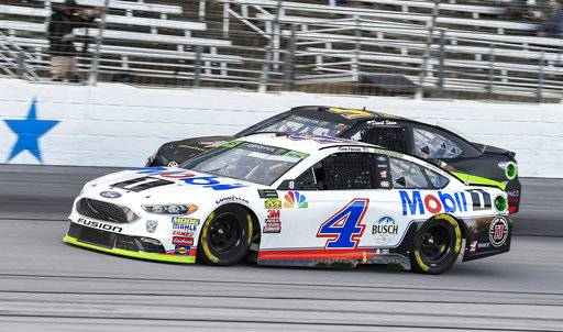 Harvick On Cheating I Just Show Up And Drive The Cars