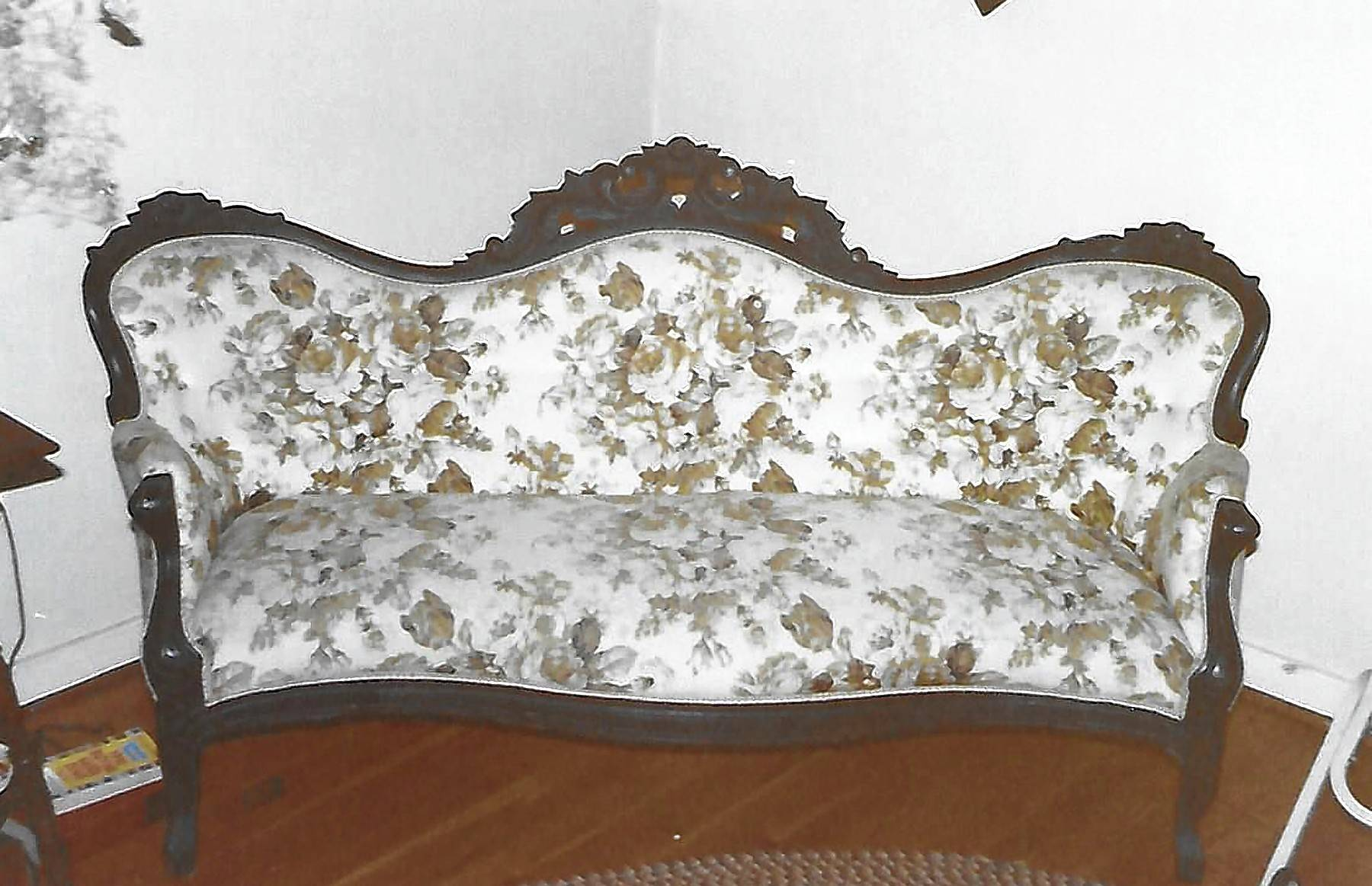 Rococo Revival is a Victorian sub-style of design.