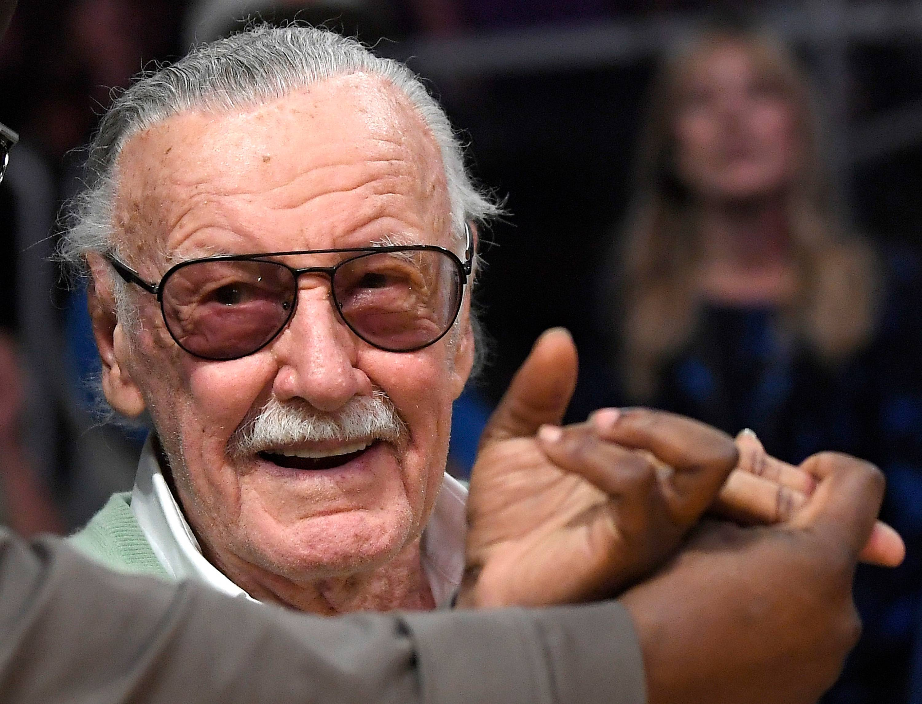 Famed comic book creator Stan Lee has died at age 95, a family attorney his saying.