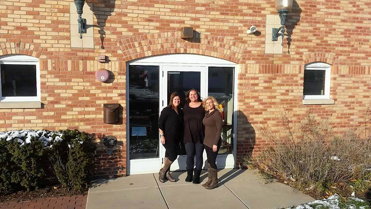From left, Mellysa Kaniok, owner of Closet Traders, Elizabeth Davies, Grayslake village trustee, and Amy McCully, owner of Paris Hair Design, launched the Downtown Grayslake Small Business Group this year.