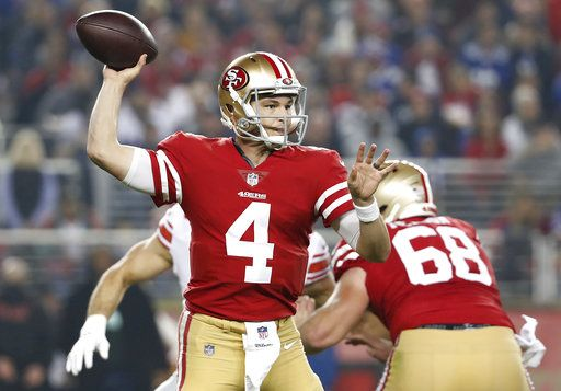 e6cd7e61 Manning's late TD pass leads Giants past 49ers 27-23