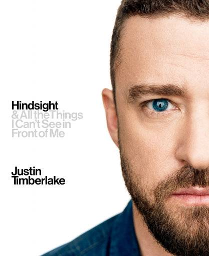 "This cover image released by Harper Design shows ""Hindsight & All the Things I Can't See in Front of Me,"" by Justin Timberlake. (Harper Design via AP)"