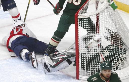 Capitals Wilson Has Suspension Cut Scores Goal In Return