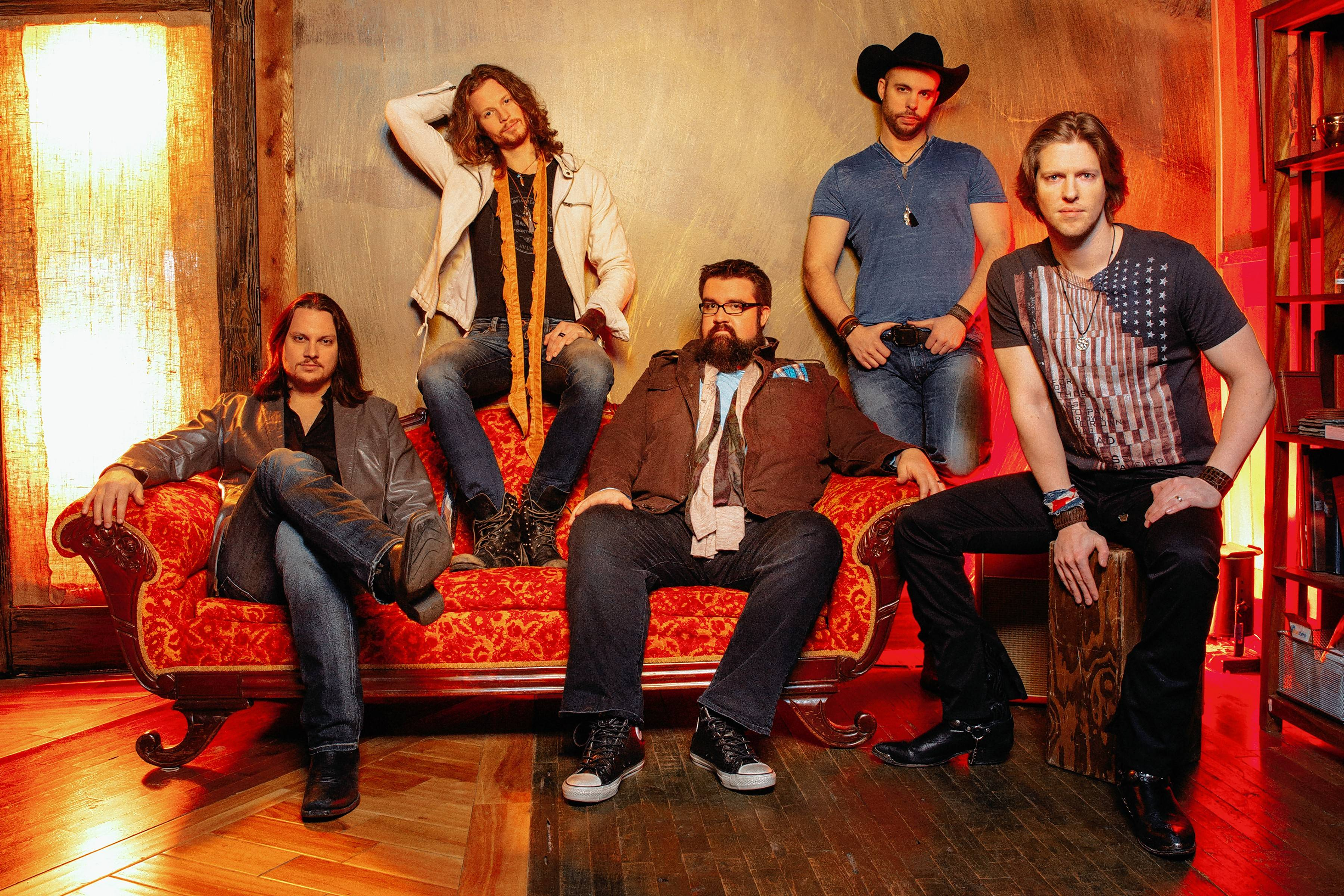"Country-tinged a cappella vocal band Home Free brings its ""Timeless World Tour"" to Aurora's Paramount Theatre at 8 p.m. Friday, March 29."