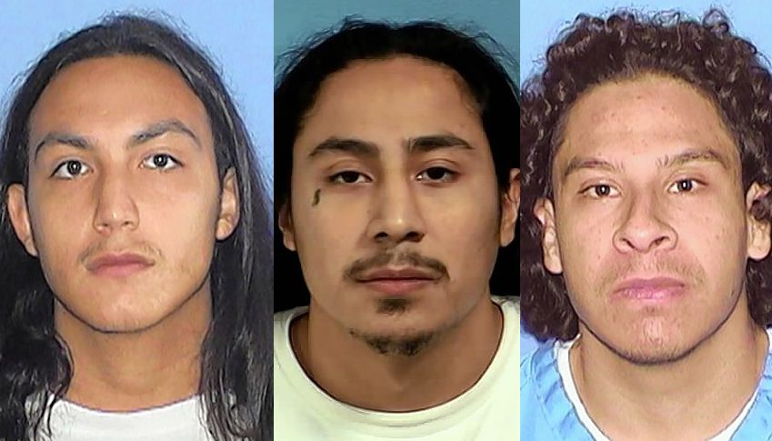 Amped up and looking for trouble': 3 charged in West Chicago slaying