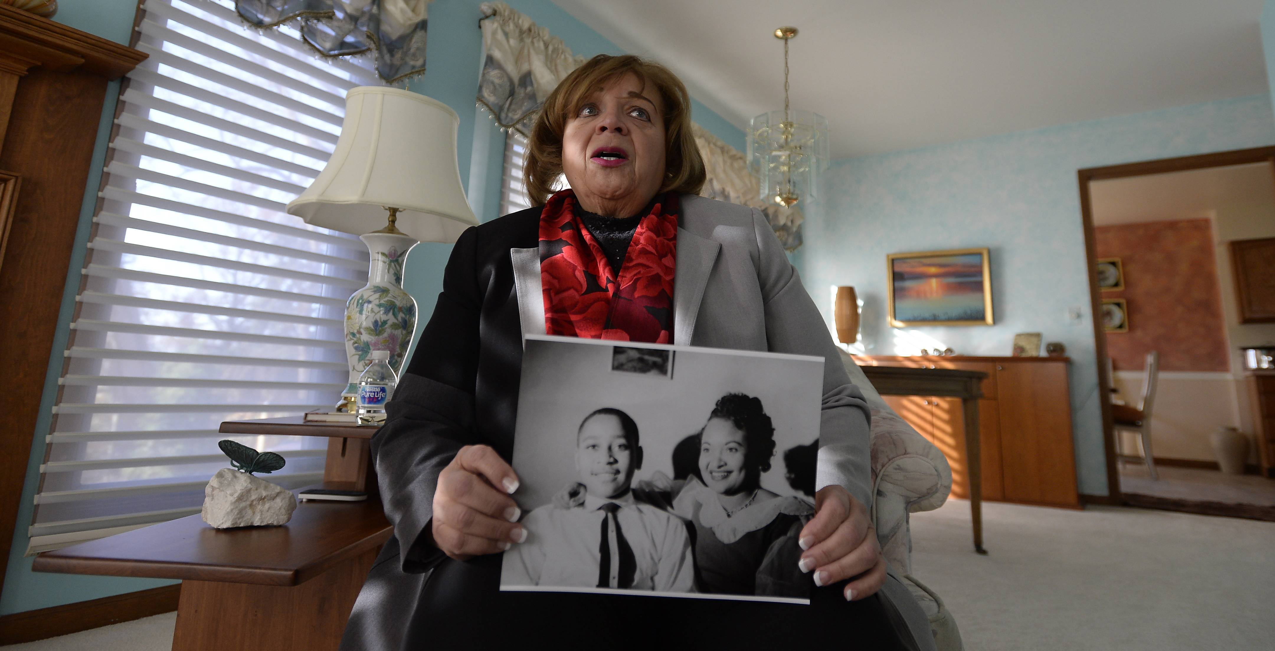After her cousin Emmett Till was murdered and his mother, Mamie, helped make his death a focal point in the civil rights movement, Phyllis Smith went decades without talking about it. Now, the retired teacher from Glen Ellyn wants to use her cousin's slaying as motivation to bring people together.