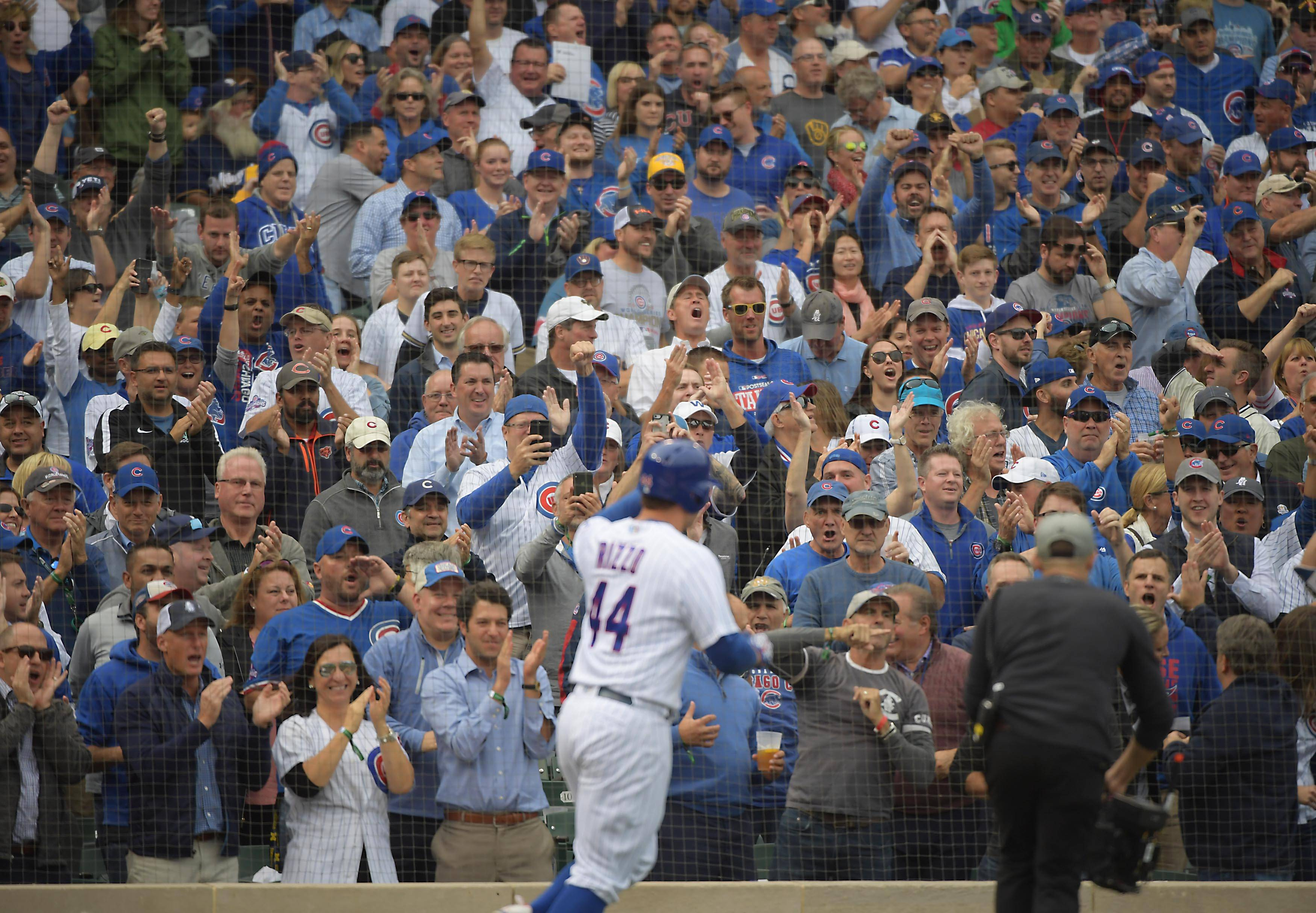 Cubs' season ticketholders will pay more, on average, for their seats next season. For some, there will be a decrease in price.