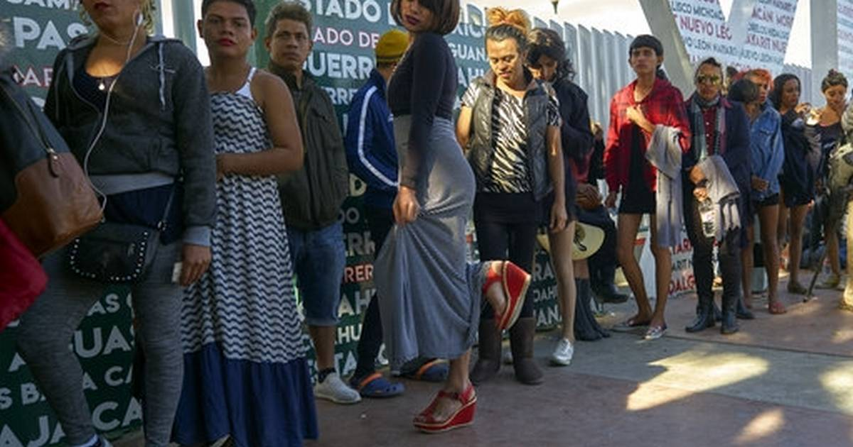 Image result for caravan prostitutes mexican