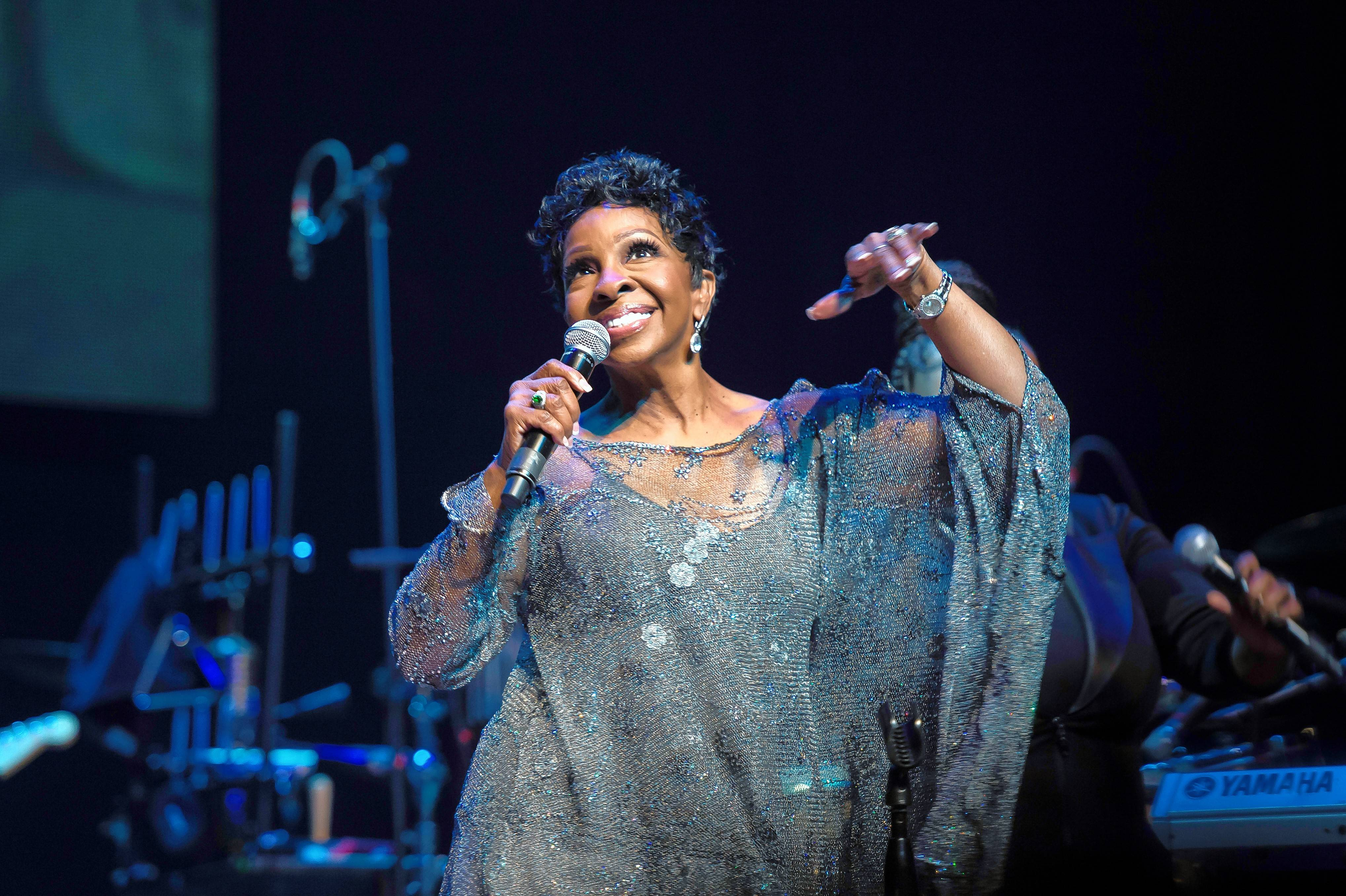 "The seven-time Grammy-winning ""Empress of Soul,"" Gladys Knight, recently performed at The Arcada Theatre in St. Charles."