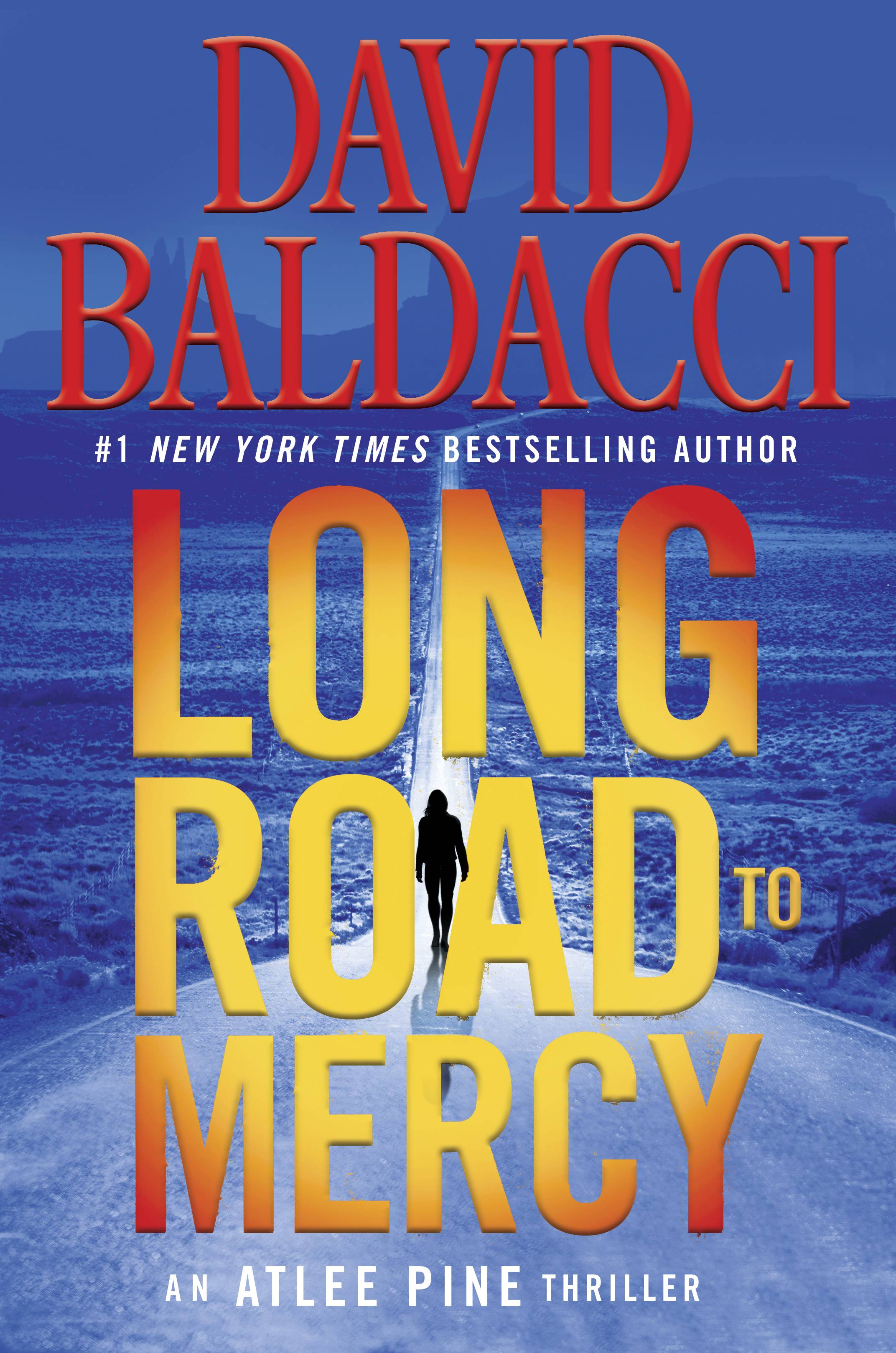 """Long Road to Mercy"" by David Baldacci"