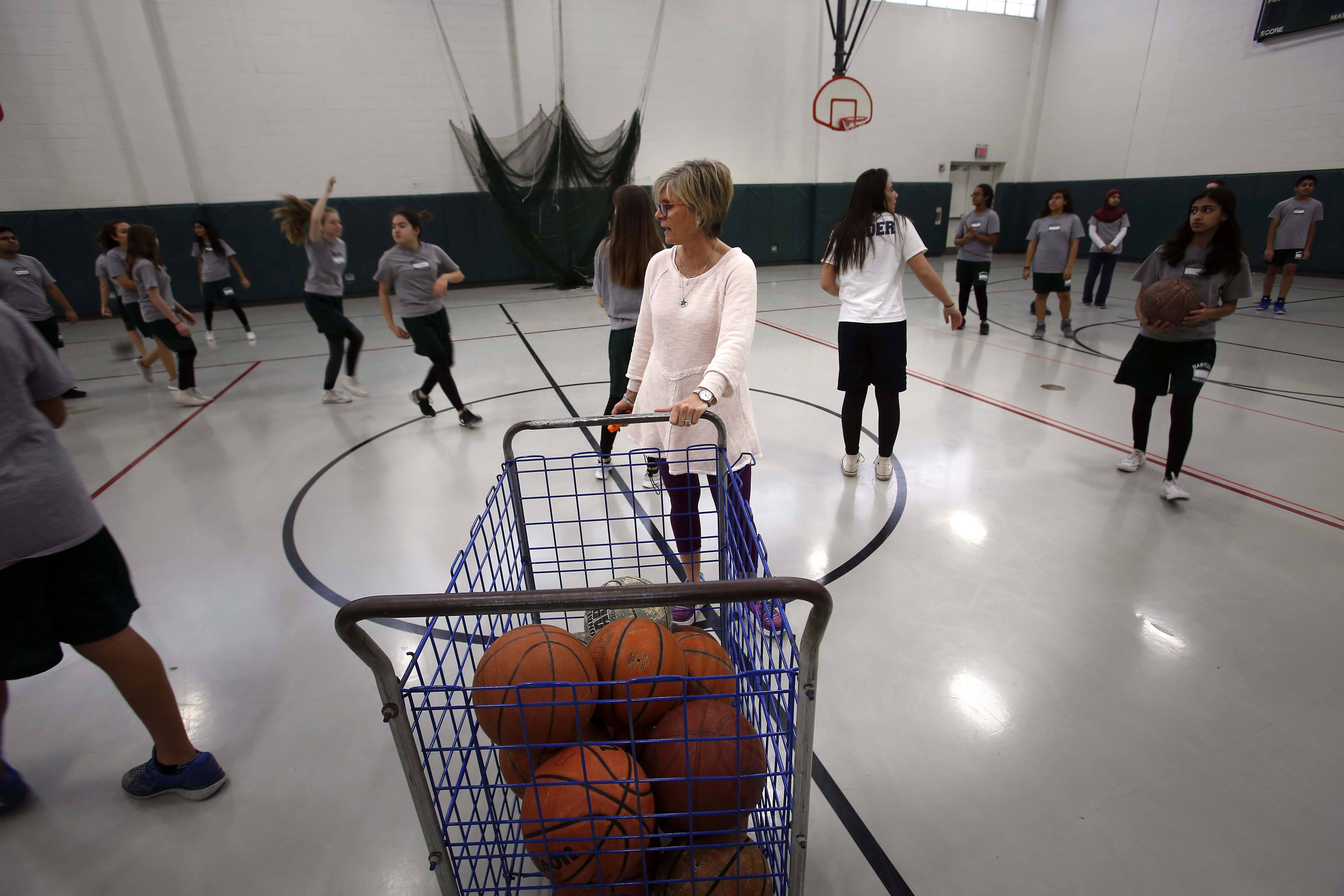 Students at Elgin Area School District U-46's six high schools will be able to take a variety of physical education courses promoting a physically active lifestyle.
