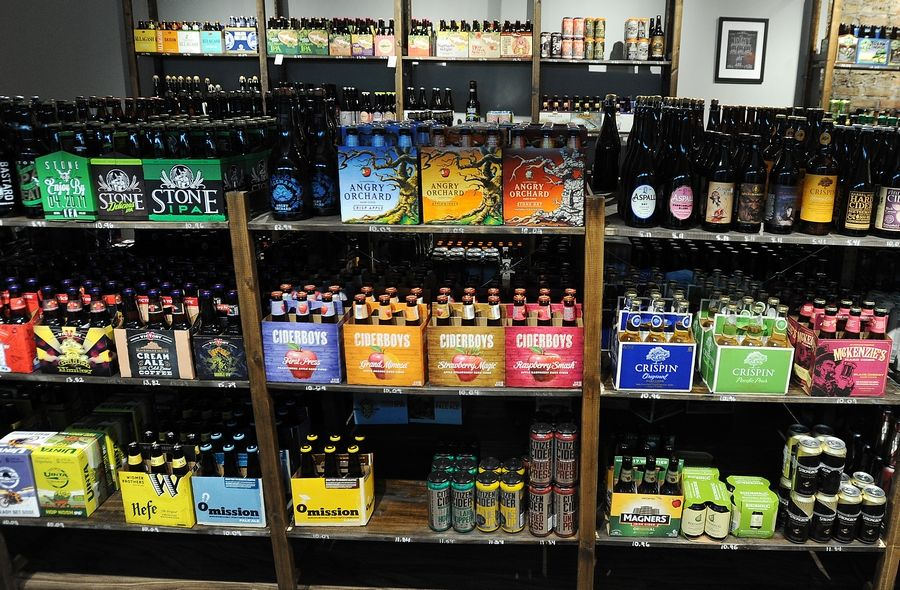 Craft beer store/cafe plans to open in downtown Arlington
