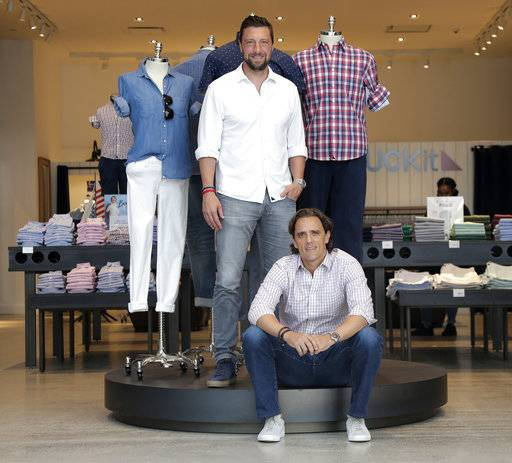The Company That Invented T: Untuckit's Future: More Stores, Roomy Shirts For Beefy Guys