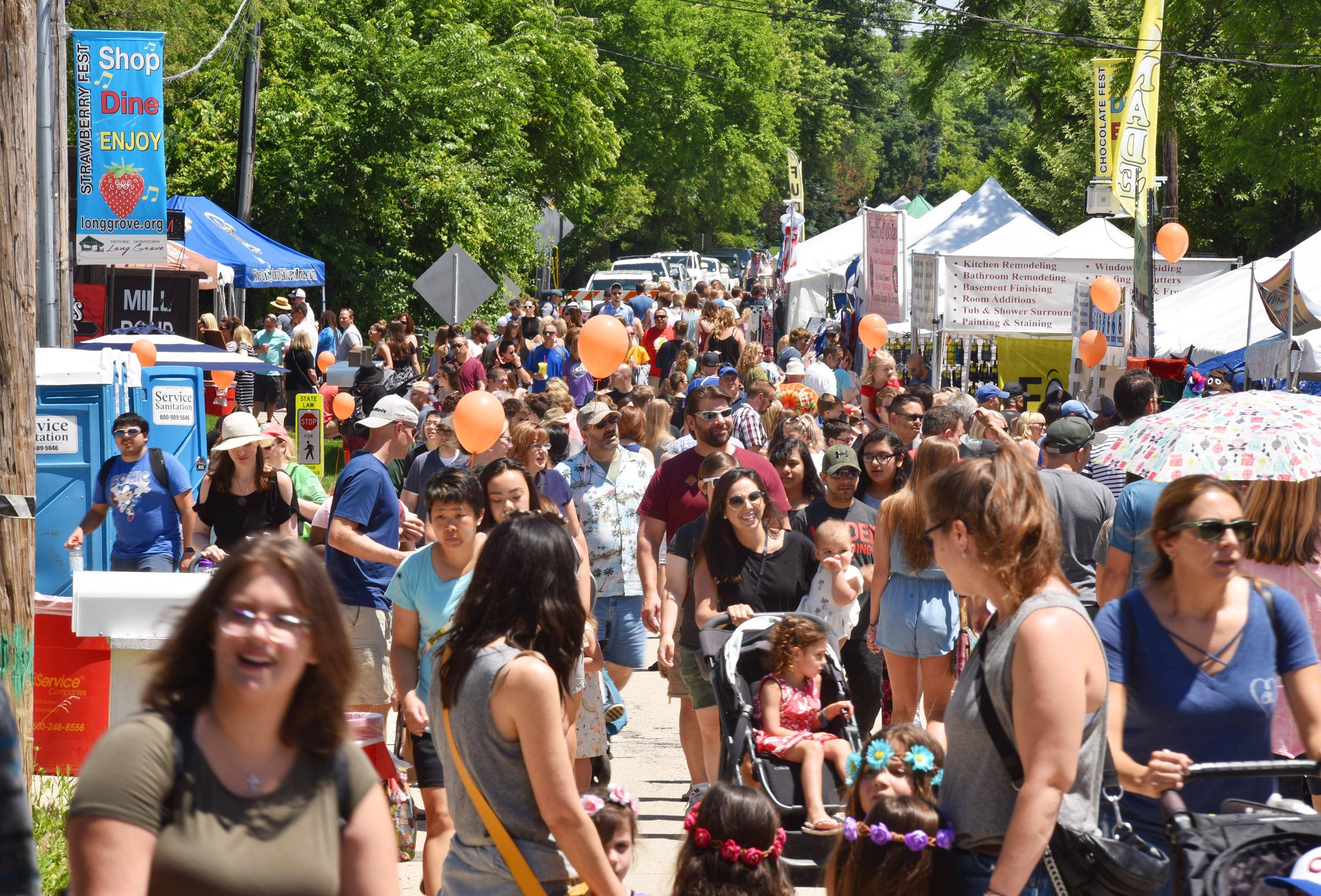 Long Grove festivals will stick to later 11 p.m. closing time