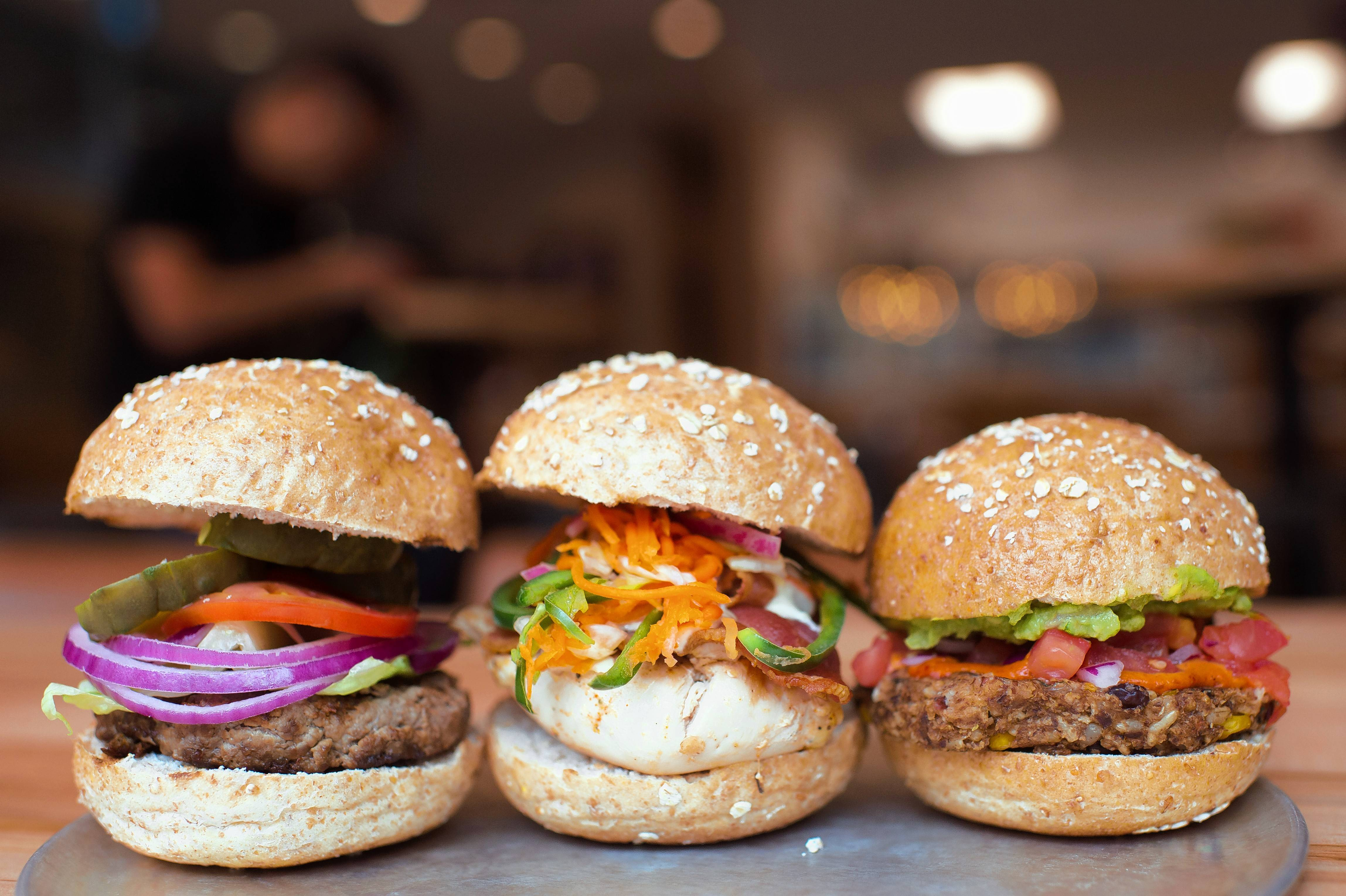 Fast-casual restaurant B.Good, which serves locally sourced burgers and more, opens Thursday in Schaumburg.