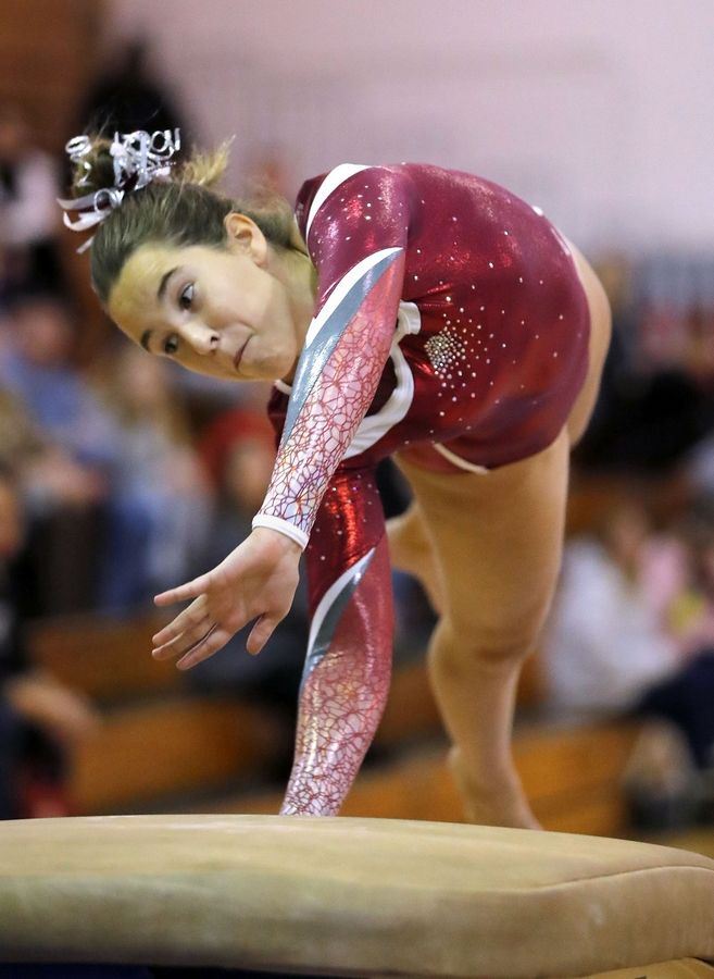 Scouting girls gymnastics in lake county