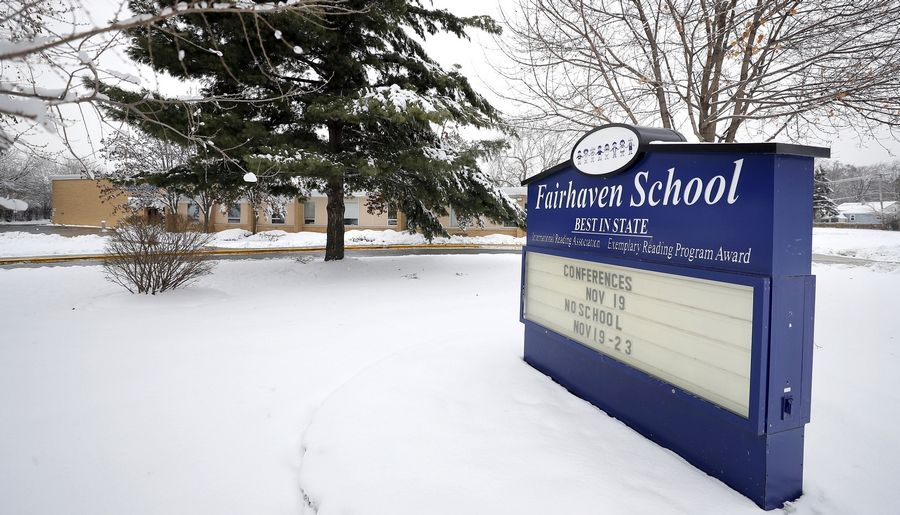 Fairhaven School in Mundelein will be closed after the school year. The pre-K through first-grade students will join second-graders at Diamond Lake School.